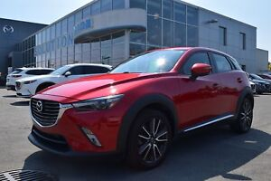 2016 Mazda CX-3 GT/GROUPE TECH/CUIR/BOSE