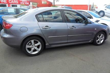 2005 Mazda Mazda3 Sedan MY06 Dandenong Greater Dandenong Preview