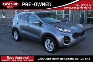 2019 Kia Sportage LX AWD CAMERA BLUETOOTH HEATED SEATS LEDS