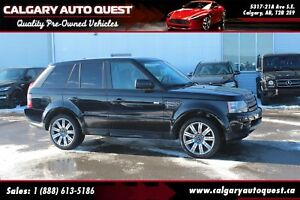 2012 Land Rover Range Rover Sport Supercharged 4WD/NAVI/B.CAM/LE