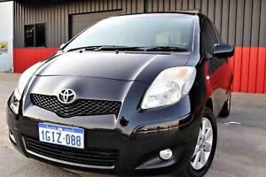 2009 Toyota Yaris YRS Auto MY10 Very Economical