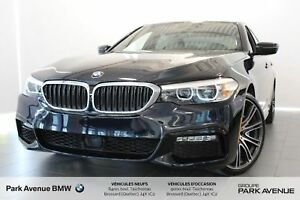 2018 BMW 5 Series *M Package / Driver Assistant /  Head Up Displ