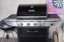 GAS 5 x burner BBQ with gas bottle Sunshine Brimbank Area Preview