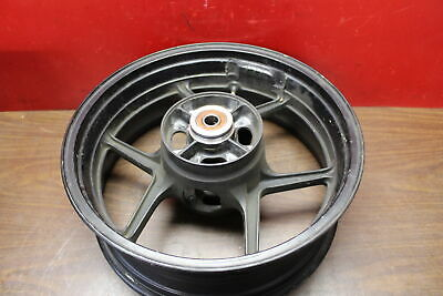 2009-2012 Kawasaki Ninja Zx6r Rear Wheel Back Rim *STRAIGHT*
