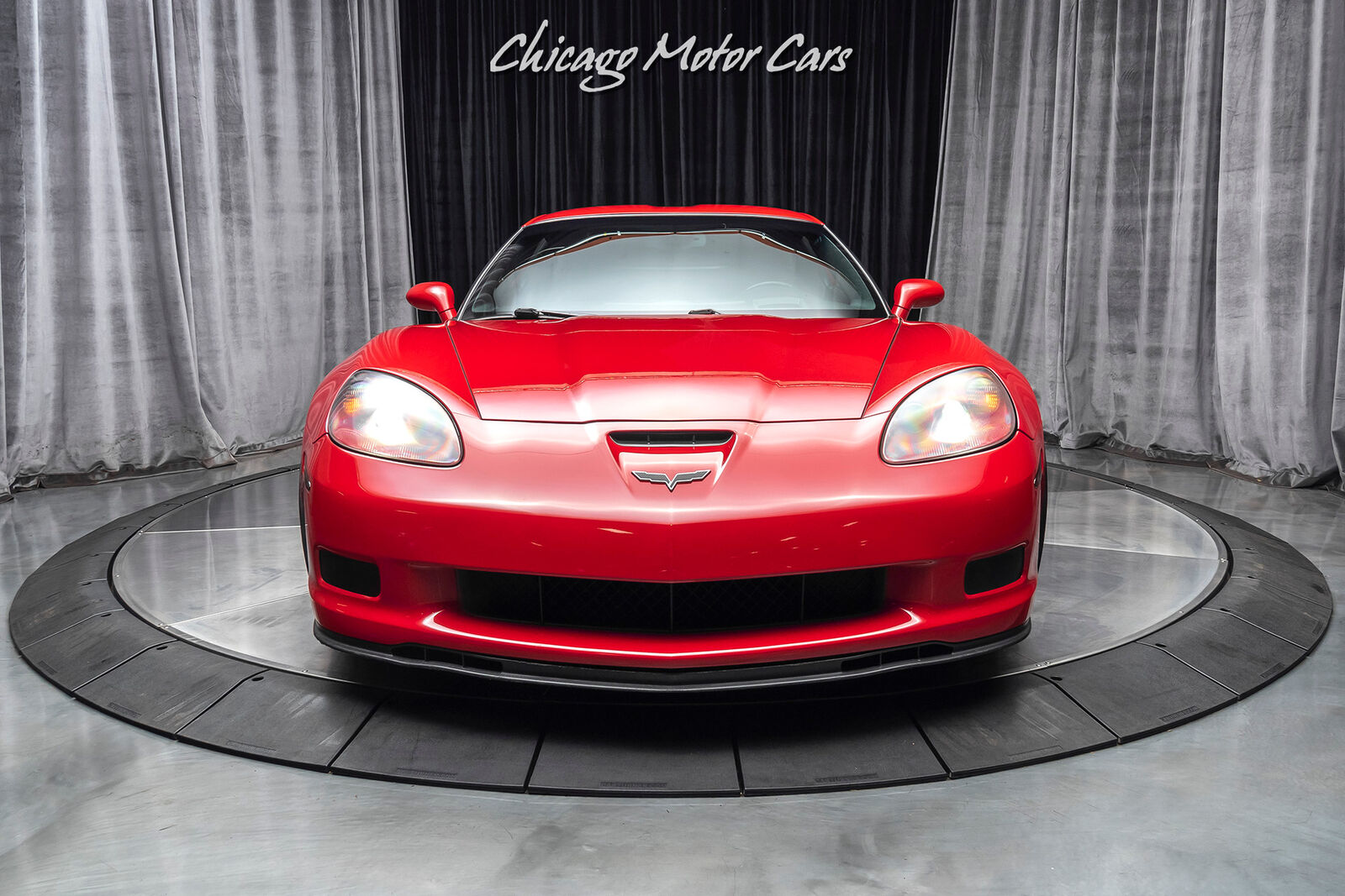 2006 Red Chevrolet Corvette Z06  | C6 Corvette Photo 7