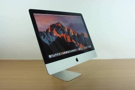 "Apple - 21.5"" iMac - Intel Core i5 - 8GB Memory - 2014 Model"