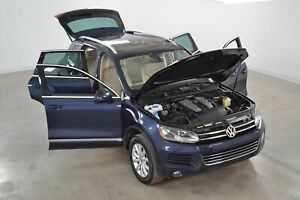2014 Volkswagen Touareg TDi 4Motion Comfortline GPS*Cuir*Toit Pa
