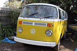 Kombi Volkswagen 1974 VW 1 Owner Twin Carby With Extras Montmorency Banyule Area Preview