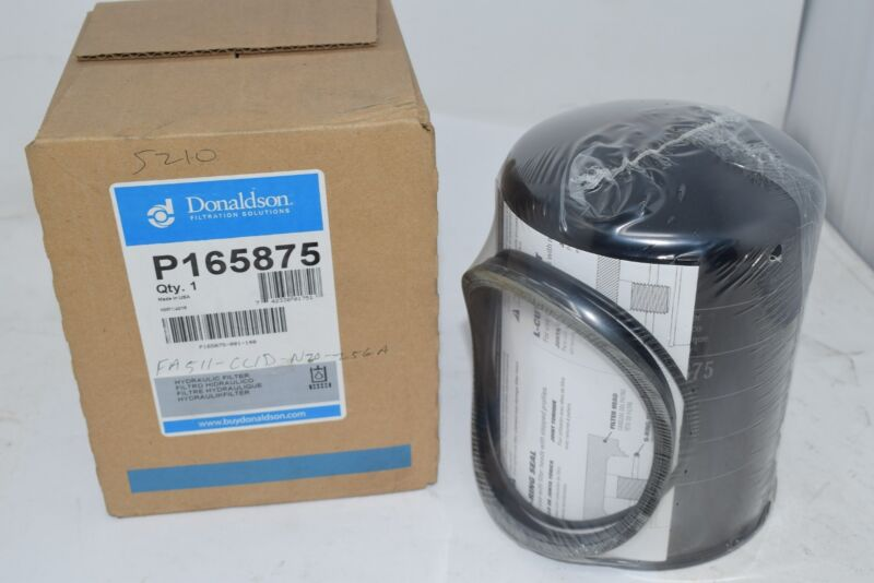 NEW Donaldson Hydraulic Filter Spin-on- P165875