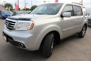 2015 Honda Pilot Touring Bluetooth, Sunroof, Heated Frorn & R...