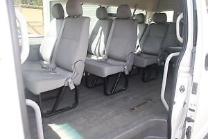 Set of 4 Toyota Hiace Commuter SLWB double seats with seat belts Mona Vale Pittwater Area Preview