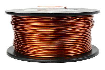 Temco Magnet Wire 15 Awg Gauge Enameled Copper 1lb 100ft 200c Coil Winding