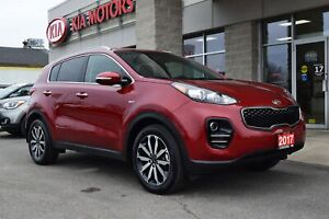 2017 Kia Sportage EX HEATED SEATS | REVERSE CAMERA | BLUETOOTH