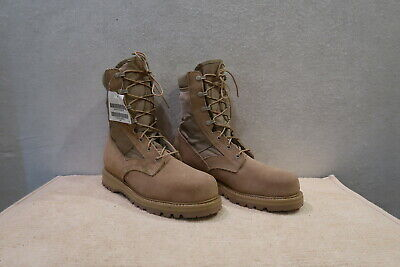 Mens UFCW Desert Tan Steel/Safety Toe Work/Military/Hunting Boots 10 R NWOB NEW! Desert Safety Toe Boots