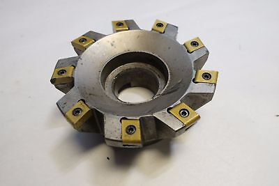 Ingersoll 5 Face Mill Cha50158r01 W 9 Inserts
