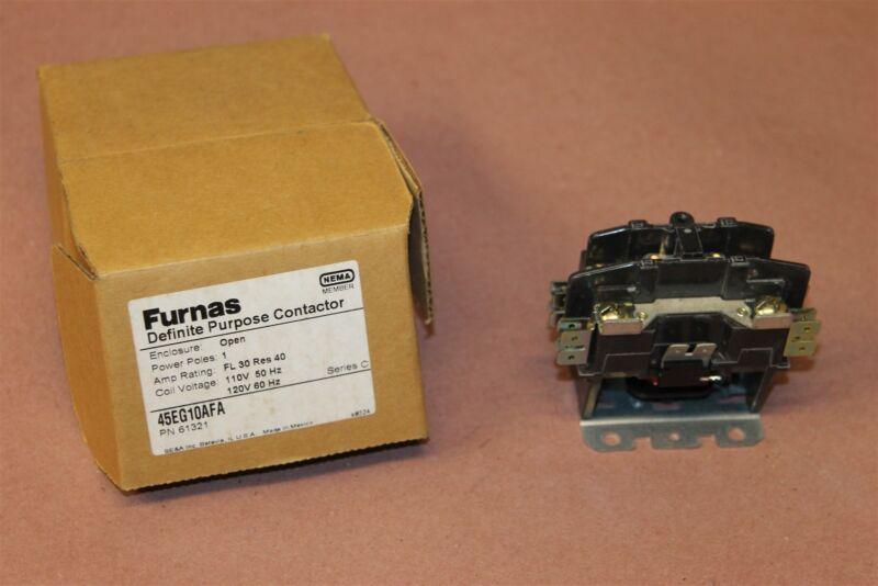 Furnas Definite Purpose Contactor 45EG10AFA  New in Box