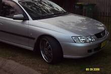2002 Vy Holden Commodore Wagon.For sale or swap Macquarie Fields Campbelltown Area Preview