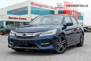 2017 Honda Accord Touring|NAVIGATION|BACK UP CAM|LANE CHANGE CAM