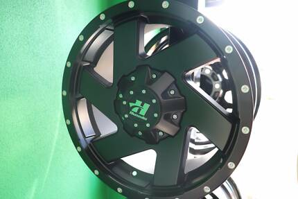 "17"" HUSSLA CHOPPER WHEEL AND TYRE PACKAGE!"