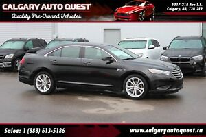 2013 Ford Taurus SEL AWD/NAVI/B.CAM/LEATHER/ROOF