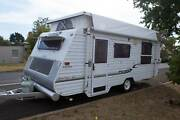"2002 Fulcher by Galaxy Grand Tourer 16"" Poptop Caravan Bathurst Bathurst City Preview"