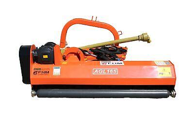 Ditch Bank Flail Mower 65 Cat.i3pt 40hp65hp Fh-agl165 Whammer Blades