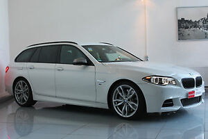BMW M550d  Navi  Multimedia Xenon-LED Standhzg.