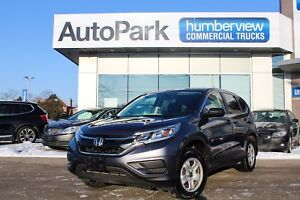 2016 Honda CR-V LX AWD|REAR CAM|HEATED SEATS|