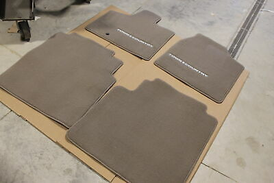 NEW 2011-2016 DODGE GRAND CARAVAN & CHRYSLER TOWN & COUNTRY FLOORMATS 1GV74HL5AC