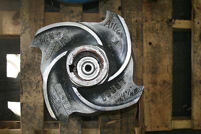 Goulds 3175l Pump Impeller 14x14-18 260-85-1216 Cd4