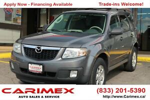 2011 Mazda Tribute GS V6 V6 | 4x4 | CERTIFIED