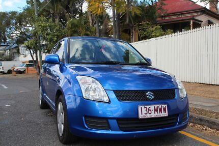 2010 Suzuki Swift Hatchback - REGO + ROADWORTHY +LOGBOOKS Woolloongabba Brisbane South West Preview