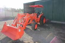 New 2015  Kubota MX5100 tractor ,4n1 Loader, slasher mower, 12hrs Llandilo Penrith Area Preview