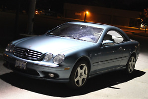 Mercedes cl500 low kms