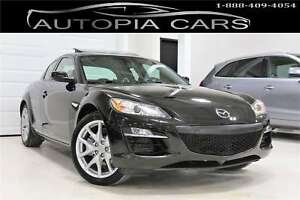 2010 Mazda RX-8 GT/6 SPEED/SUNROOF/CERTIFIED