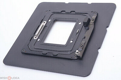 Digital Back Adapter (CAMBO ORIGINAL DIGITAL BACK ADAPTER PLATE HASSELBLAD H, PHASE ONE, LEAF APTUS)