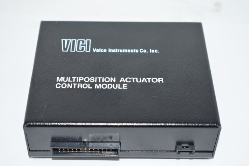 VICI Valco Instruments EMHCA-CE High-Speed Multiposition Valve Actuator Control