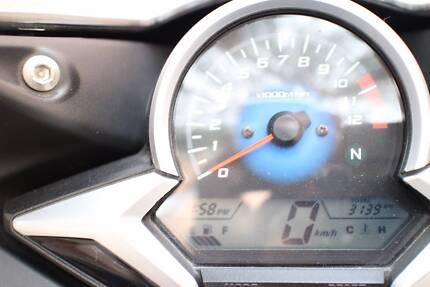 2011 CBR250R - Low kms, price negotiable Toongabbie Parramatta Area Preview