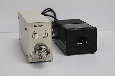 Rheodyne 7750 Agilent Lc Tpmv Motorized Valve Injector Ss W Jerome Ilty-120 Ps