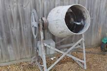 Electric Cement Mixer Bannockburn Golden Plains Preview