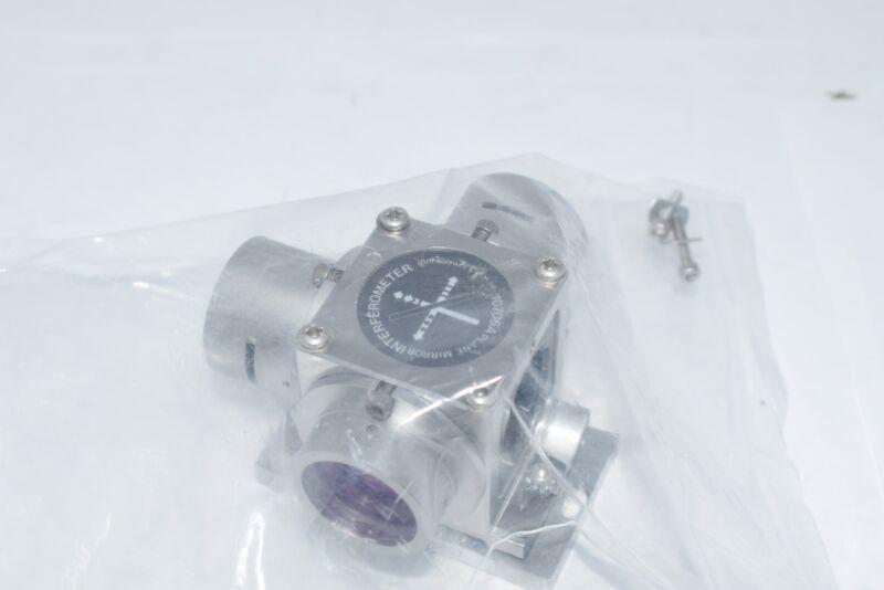 NEW HP 10706A Plane Mirror Interferometer, 10703A Retroreflector
