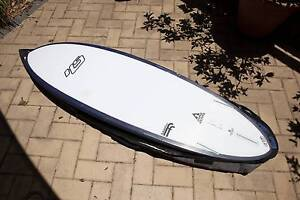 "Hypto Krypto 6'2"" 20 3/4"" 2 3/4"" Excellent Condition Scarborough Stirling Area Preview"