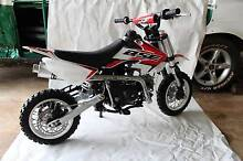 BSE90cc kids dirt bike as new. Gympie Gympie Area Preview