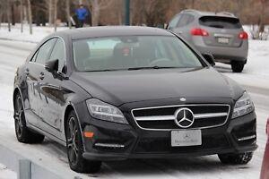 2013 Mercedes-Benz CLS550 4 Matic