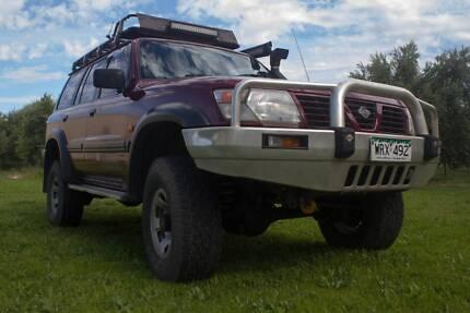 Nissan Patrol Turbo Diesel Manual - 275k - PRICE DROP $10500!!