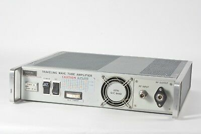 Hughes 1177h13f000 Traveling Wave Tube Amplifier