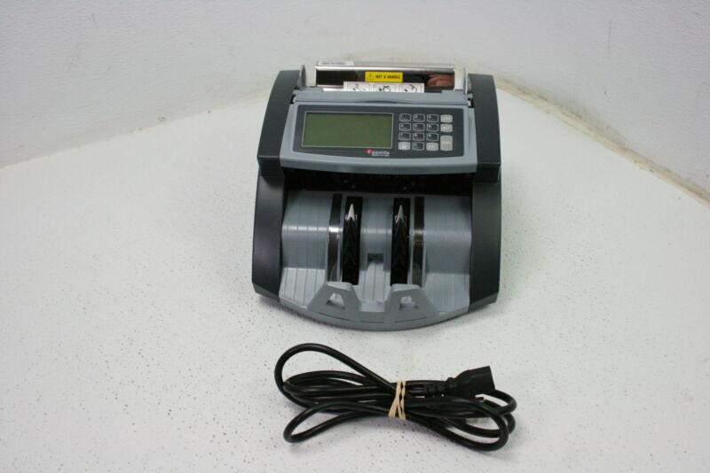 Cassida 5520 UV MG Money Counter Machine w Counterfeit Bill Detection Blue