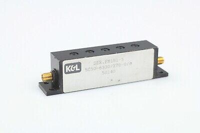Kl Bandpass Filter 5c50-6330x70-00