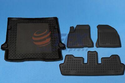 Kofferraumwanne für Citroen C4 Picasso 2 Vor-Facelift Van Kombi 5-türer 2013-21E