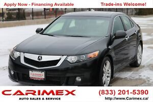 2010 Acura TSX V6 Technology Package NAVI | Sunroof | Leather...
